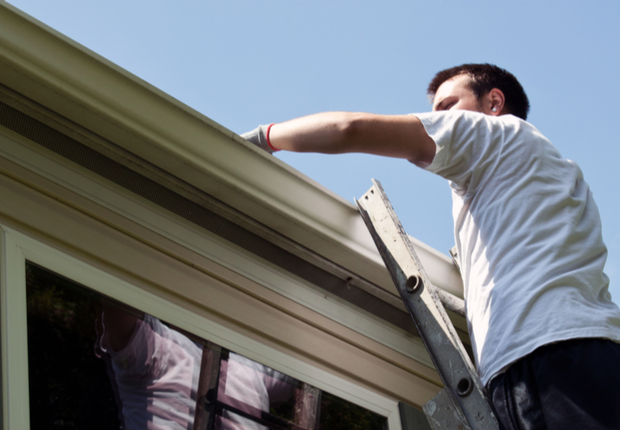 Best Gutter Cleaning services near me